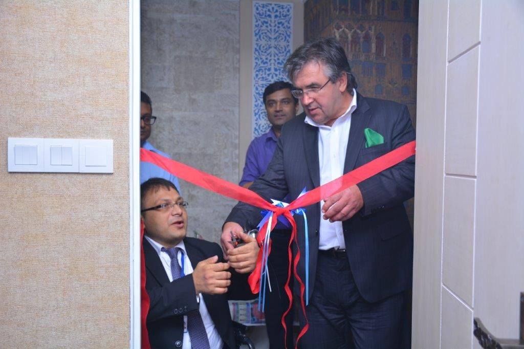 Opening Ceremony of Honorary Consulate Nepal