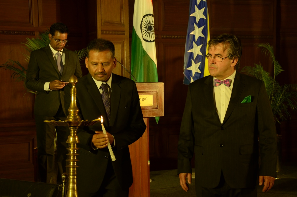 Opening Ceremony of Honorary Consulate Kolkata